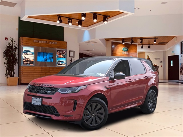 Pre-Owned 2020 Land Rover Discovery Sport SE R-Dynamic