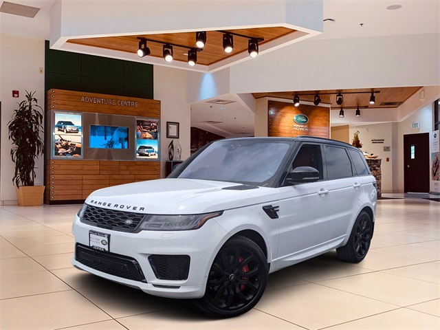Certified Pre-Owned 2020 Land Rover Range Rover Sport HSE Dynamic