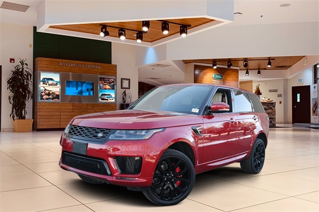 Certified Pre-Owned 2019 Land Rover Range Rover Sport 5.0L V8 Supercharged Autobiography