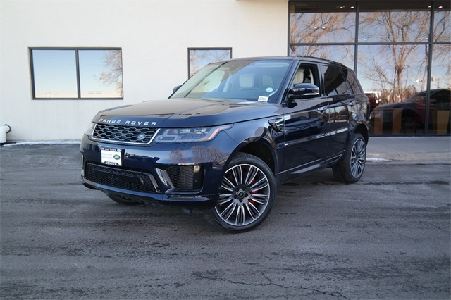 New 2020 Land Rover Range Rover Sport 5.0L V8 Supercharged Autobiography