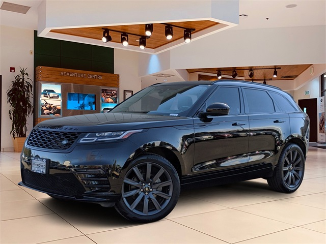 Certified Pre-Owned 2018 Land Rover Range Rover Velar P250 HSE R-Dynamic