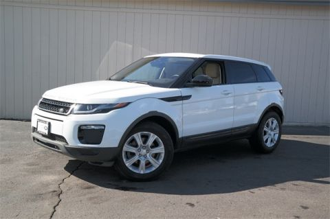 Pre-Owned 2017 Land Rover Range Rover Evoque