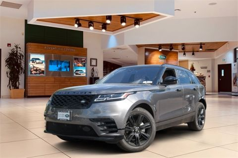Certified Pre-Owned 2019 Land Rover Range Rover Velar P250 SE R-Dynamic